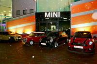 В Беларуси открылся автоцентр MINI