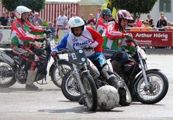 Белорусская сборная по мотоболу