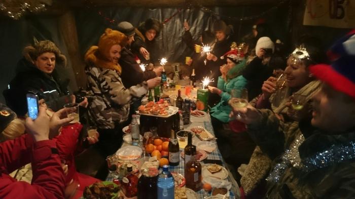 Новый год 2016 по джиперски