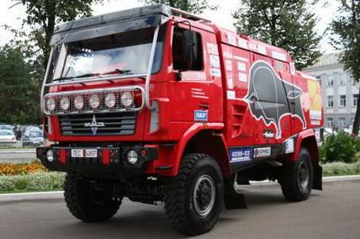 МАЗ, белорусская команда