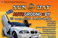 Автомобильный фестиваль пройдет под Гродно