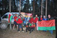 Приключения белорусов на «Ладоге»