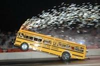 Автобус на дрифт в Могилеве