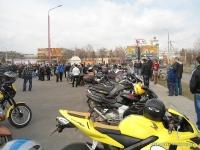 20 апреля в Минске состоится открытие мотосезона-2013.